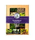 SuperMoss 4 oz. Floral Moss Fairy Garden Kit