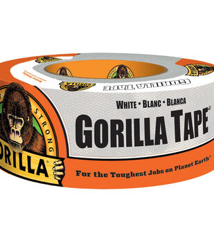 Gorilla Glue Tape 1.88''x10 yds-White