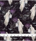 Halloween Cotton Fabric-Skeleton Ghosts