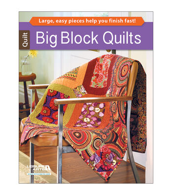 Big Block Quilts Book