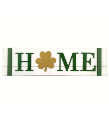 St. Patrick's Day Wall Decor-Home