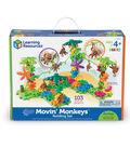 Gears! Gears! Gears! Movin' Monkeys