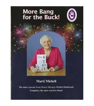 Marti Michell More Bang For The Buck! Book