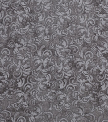 Keepsake Calico Cotton Fabric -Paloma Textured Scroll