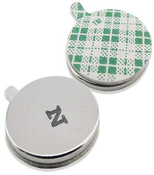 Neodymium Magnet With Adhesive 5pc