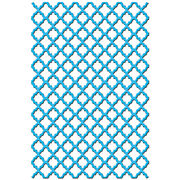 Spellbinders Shapeabilities Expandable Pattern Dies-Fancy Lattice, , hi-res