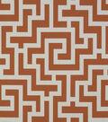Outdoor Fabric-Solarium Keyes Tangerine