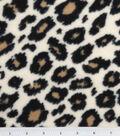 Anti-Pill Fleece Fabric -Cheetah