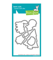 Lawn Fawn Lawn Cuts Custom Craft Die-Critter In The Forest, , hi-res