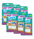 TREND enterprises, Inc. Bible Times Quiz Challenge Cards, 6 Sets