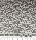 Casa Collection Lace Fabric -Plum Kitten