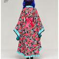 Simplicity Pattern 8317 Misses\u0027 Cosplay Kimono Costumes-Size U5 (16-24)