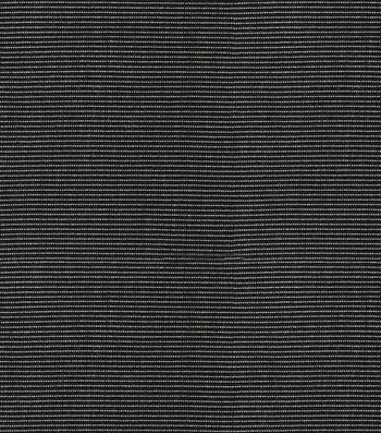 """Sunbrella Outdoor Fabric 60""""-Charcoal Tweed"""