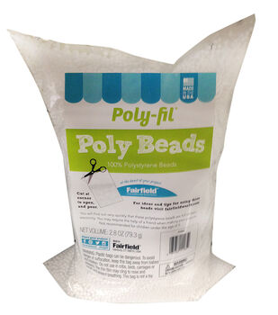 Poly-Fil Poly Beads 2.8 ounce Bag