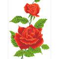 Diamond Dotz Kit-Red Rose Corsage