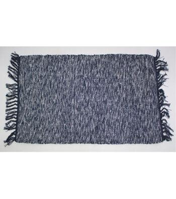 Indigo Mist 2'x3' Woven Rug