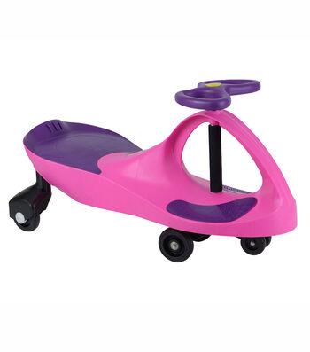 PlaSmart PlasmaCar-Pink & Purple