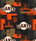 San Francisco Giants Cotton Fabric 58\u0022-Patch