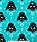 Star Wars Darth Vader Fleece Fabric 58\u0027\u0027-Sugar Skulls