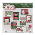 PhotoPlay Collection Card Kit-Here Comes Santa