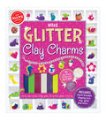 Klutz Glitter Clay Charms Book Kit
