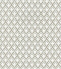 P/K Lifestyles Upholstery 8x8 Fabric Swatch-Point Taken/Sterling