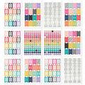 Simple Stories Carpe Diem Planner Sticker Tablet-Tabs/Labels/Reinforcers