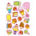 Sweet Treats-Strawberry Stinky Stickers 12 Packs