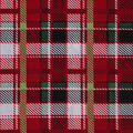 Christmas Cotton Fabric-Multi Red Grn Plaid
