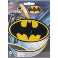 DC Comics Batman 4\u0022X2.25\u0022 Iron-On Applique-Logo
