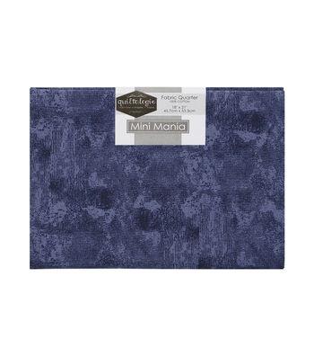 """Quiltologie Mini Mania Fabric Quarter 18""""x21""""-Turnstyle"""