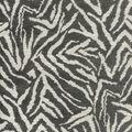 P/K Lifestyles Upholstery 8x8 Fabric Swatch-Animal Kingdom/Zinc