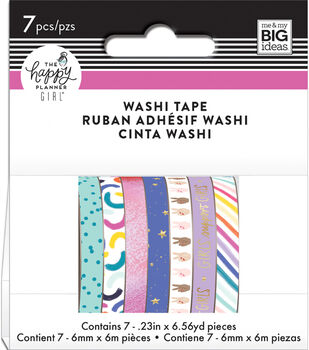 The Happy Planner Girl Washi Tape-Encourager