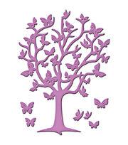 Spellbinders Shapeabilities Flutter Tree Die D-Lites, , hi-res