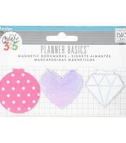 The Happy Planner Magnetic Clips-Neon, , hi-res