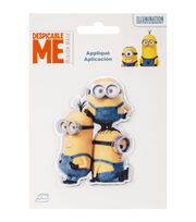 Dreamworks Minions Iron-On Applique, , hi-res