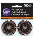 Wilton 100pcs Mini Baking Cups-Deadly Soiree