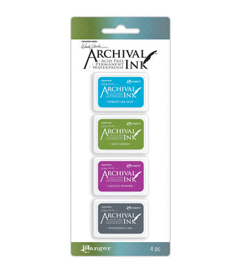 Wendy Vecchi Mini Archival Ink Pads-Set #2