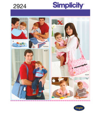 Simplicity Pattern 2924OS One Size -Simplicity Crafts