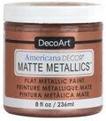 Americana Decor Metallics 8 oz. Paint