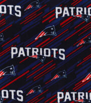 New England Patriots Fleece Fabric -Logo, , hi-res