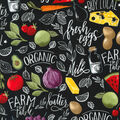 Novelty Cotton Fabric-Farmer\u0027s Market