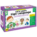 Key Education Let\u0027s Learn Sign Language Learning Cards