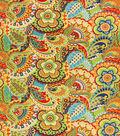 Home Essentials Lightweight Decor Fabric 45\u0022-Sarango Bright