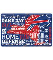 Buffalo Bills Wordage Sign, , hi-res
