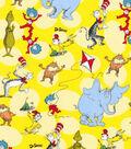 Dr. Seuss Cotton Fabric-Celebrate Seuss