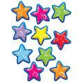 Accent Stars 30/pk, Set Of 6 Packs