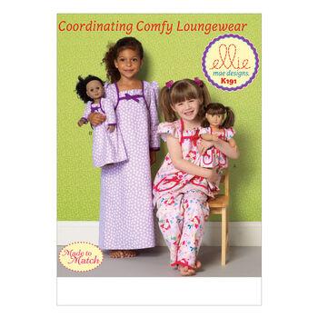 Kwik Sew Child Sleep & Lounge-K0191