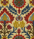 Waverly Upholstery Fabric 54\u0022-Santa Maria Gem