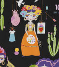 Novelty Cotton Fabric 45\u0022-Esperanza